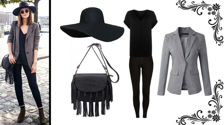 outfit for a funeral