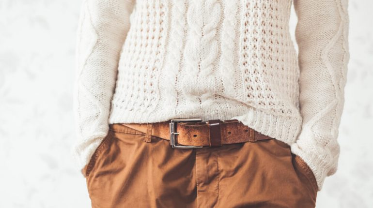 how to wear womens chinos in winter